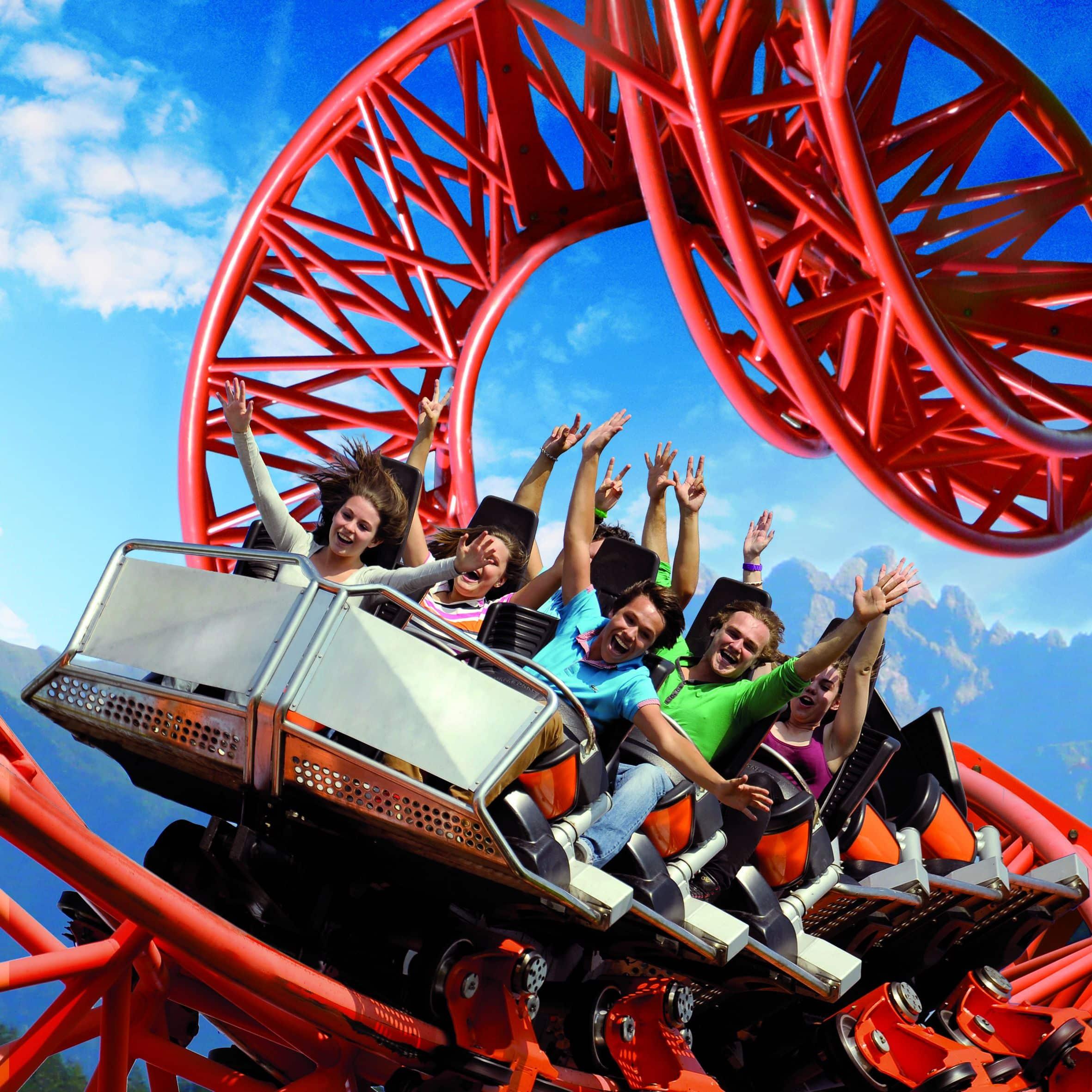 Skyline Park Oder Legoland Erleben Im Familienurlaub