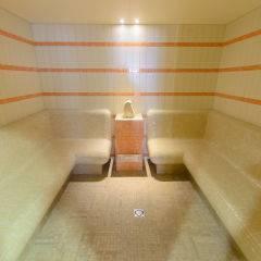 Dampfbad im Wellnessbereich im JUFA Hotel Schladming. Der Ort für erholsamen Familienurlaub und einen unvergesslichen Winter- und Wanderurlaub.