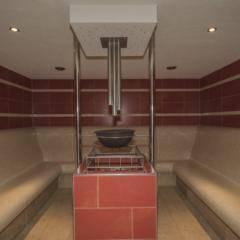 Dampfbad im Wellnessbereich im JUFA Hotel Wangen Sport-Resort. Der Ort für erfolgreiches Training in ungezwungener Atmosphäre für Vereine und Teams.