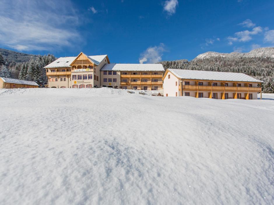 Herzlich Willkommen im JUFA Hotel Gitschtal - Landerlebnis