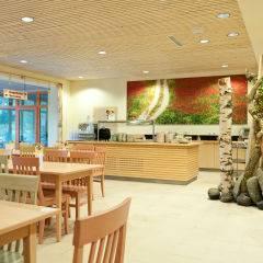 Gemütliches Restaurant im JUFA Hotel Waldviertel. Der Ort für erholsamen Familienurlaub und einen unvergesslichen Winter- und Wanderurlaub.
