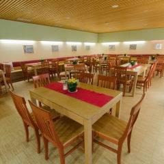 Restaurant im JUFA Hotel Wipptal. Der Ort für erholsamen Familienurlaub und einen unvergesslichen Winter- und Wanderurlaub.