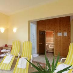 Erholen und entspannen Sie sich im Wellnessbereich im JUFA Hotel Seckau