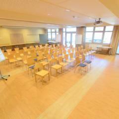 Die gut ausgetatteten Räume bieten den idealen Ort für Ihr Seminar oder Workshop im JUFA Hotel Almtal