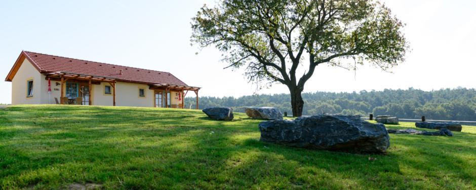 Sommerhaus im Gruenen. JUFA Hotels bietet Ihnen den Ort für erlebnisreichen Natururlaub für die ganze Familie.