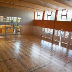 Sporthalle im JUFA Hotel Leibnitz - Sport-Resort. Der Ort für erfolgreiches Training in ungezwungener Atmosphäre für Vereine und Teams.