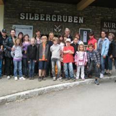 Schaubergwerg Oberzeiring in Murtal-Spielberg in der Nähe von JUFA Hotels. Der Ort für erholsamen Familienurlaub und einen unvergesslichen Winter- und Wanderurlaub.