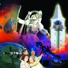Sternenturm Judenburg mit Planetarium in Murtal-Spielberg in der Nähe vom JUFA Hotel Judenburg. Der Ort für erholsamen Familienurlaub und einen unvergesslichen Winter- und Wanderurlaub.