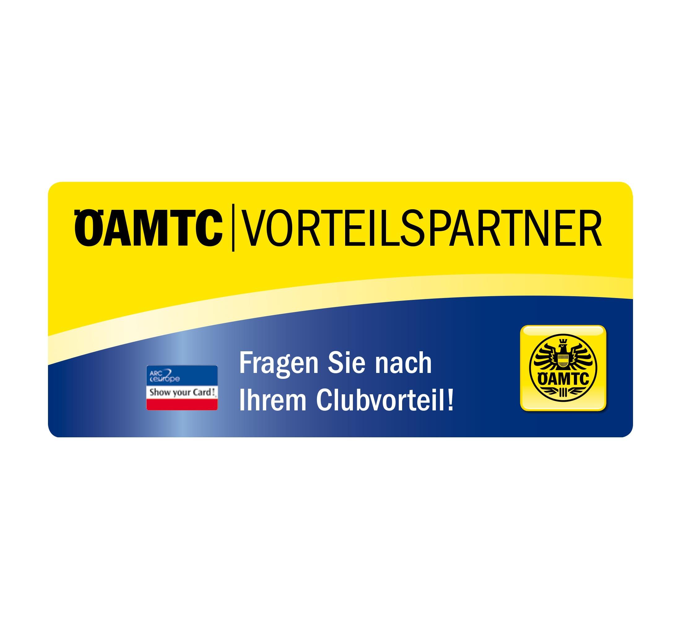 Logo für OEAMTC Vorteilspartner