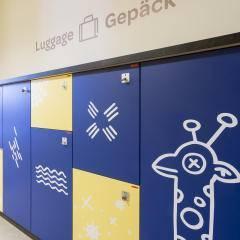 Keine Sorge um ihr Reisegepäck dank dem Gepäck-Storage im JUFA Hotel Graz City. Der Ort für erlebnisreichen Städtetrip für die ganze Familie und der ideale Platz für Ihr Seminar.