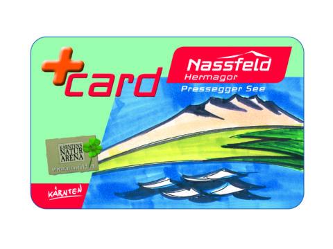 Sujetbild der Nassfeld +Card. Erleben Sie tolle Ausflugsziele mit der Nassfeld +Card und JUFA Hotels. Der Ort für erholsamen Familienurlaub und einen unvergesslichen Winter- und Wanderurlaub.