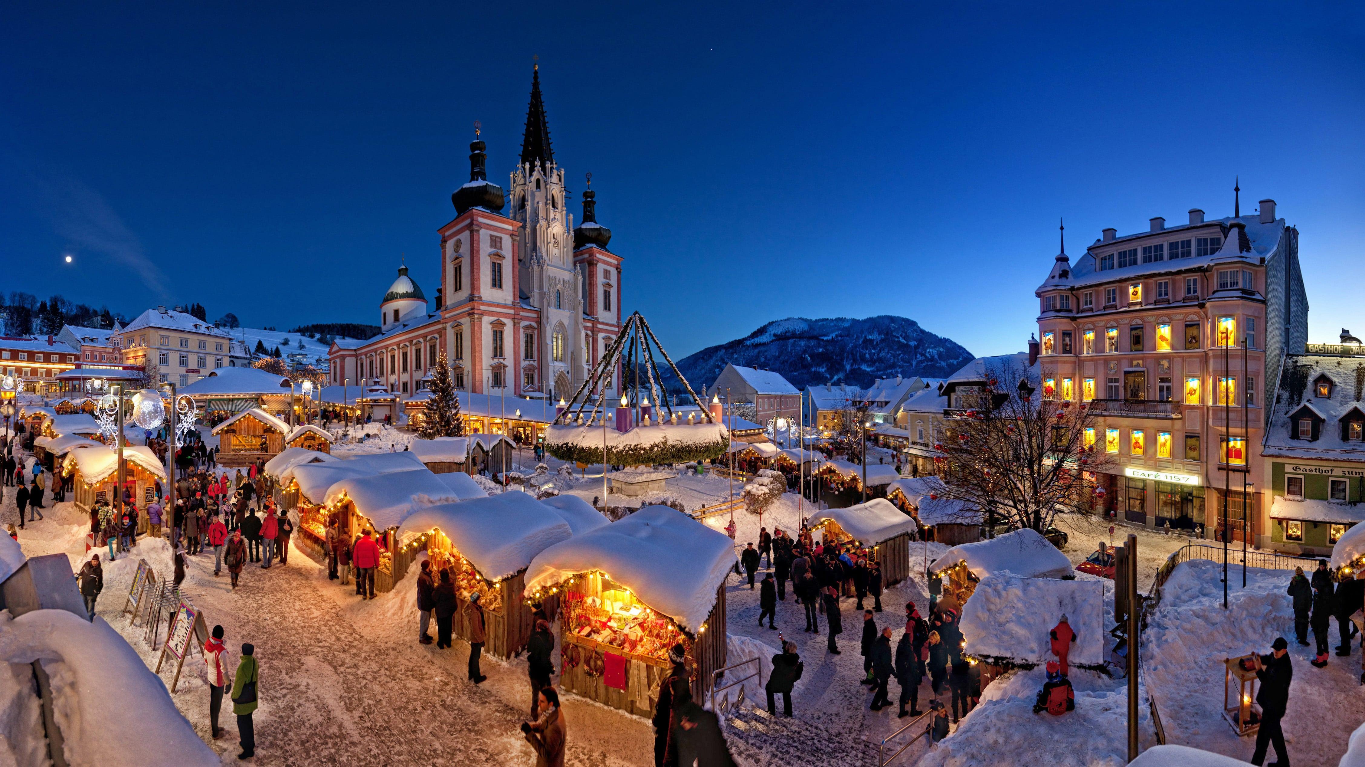 Ausgabe Dezember 2011 - Stadt Mariazell - Yumpu
