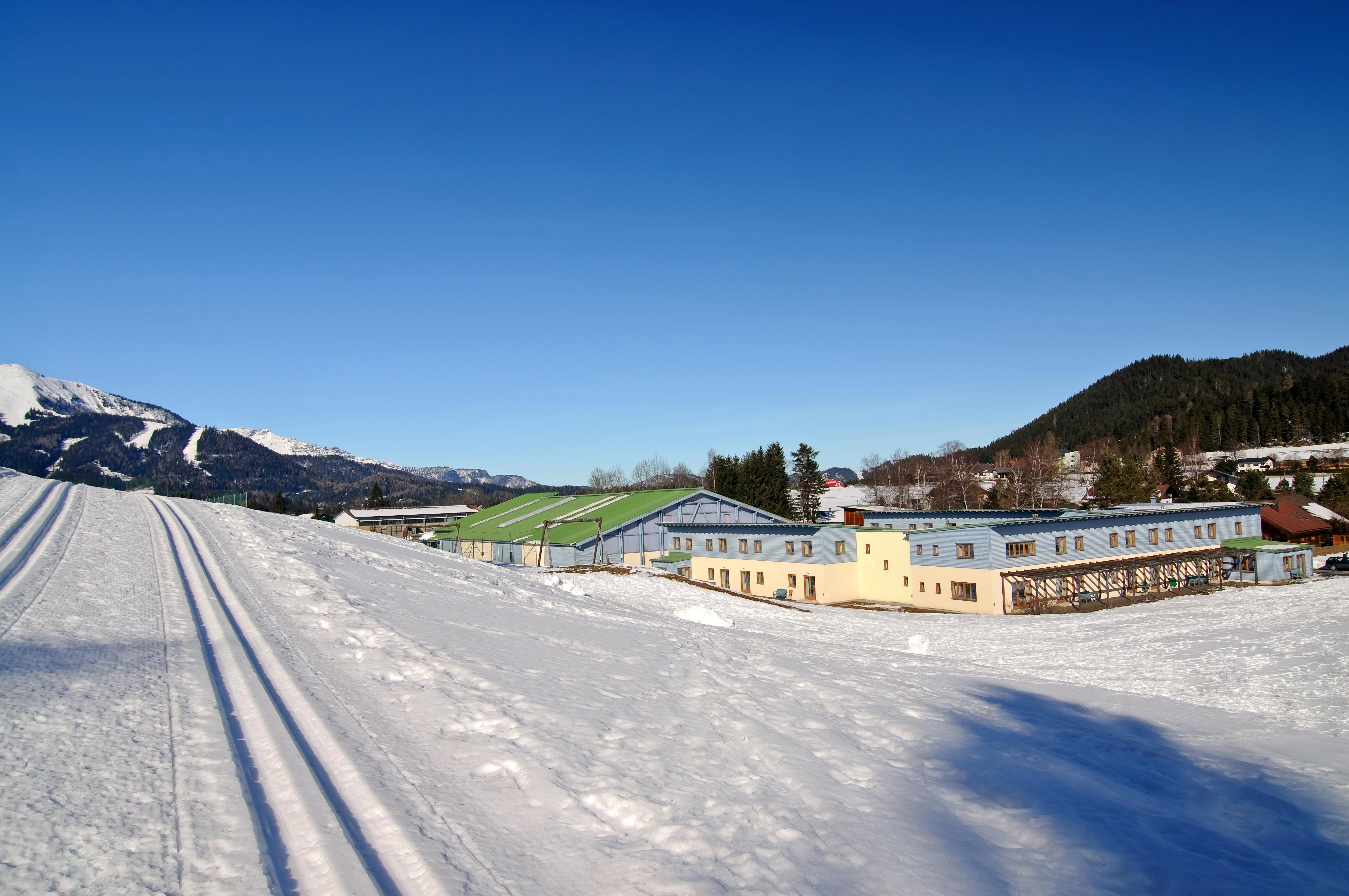 Herzlich Willkommen im JUFA Mariazell - Erlaufsee Sport-Resort