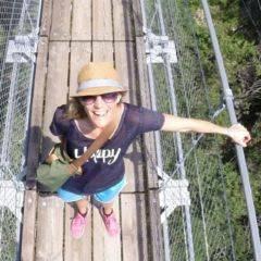 Esther Mattle schreibt unter anderem für Happy Kompass - den JUFA-Blog. JUFA Hotels bieten erholsamen Familienurlaub und einen unvergesslichen Winter- und Wanderurlaub.