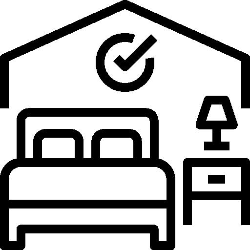 Icon Unterkunft Mitarbeiter