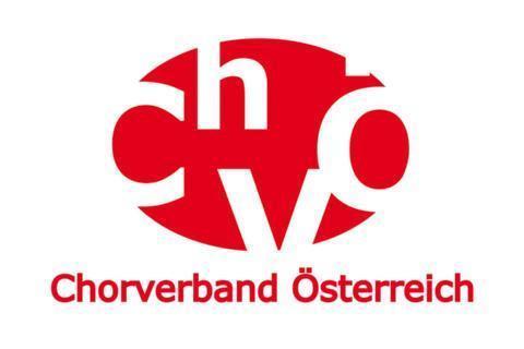 Sehe sehen das Logo Chorverband Österreich