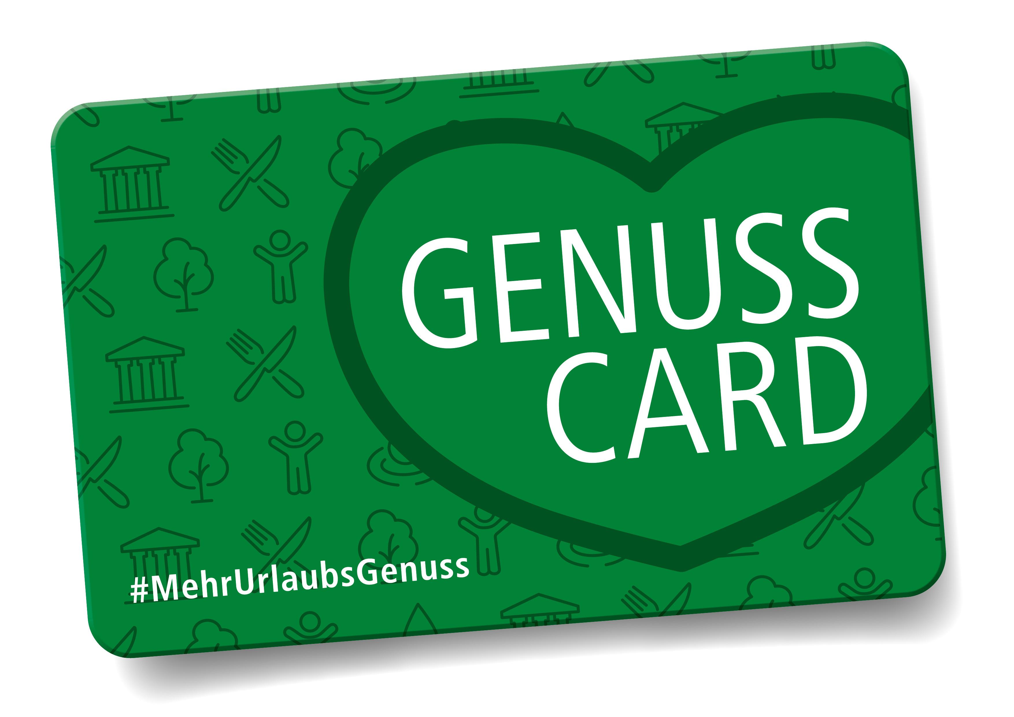 Sujetbild der Genuss Card Steiermark. Erleben Sie tolle Ausflugsziele mit derGenuss Card und JUFA Hotels. Der Ort für erholsamen Familienurlaub und einen unvergesslichen Winter- und Wanderurlaub.