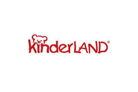 Sie sehen das Logo von Kinderland