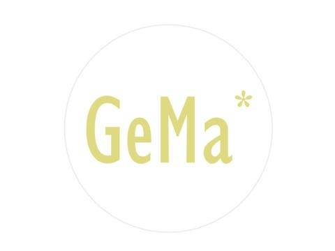 Sie sehen das Logo vom Verein Gema, Ferienspaß für Menschen mit Behinderung. Erleben Sie tolle Ausflugsziele mit Gema und JUFA Hotels. Der Ort für kinderfreundlichen und erlebnisreichen Urlaub für die ganze Familie.