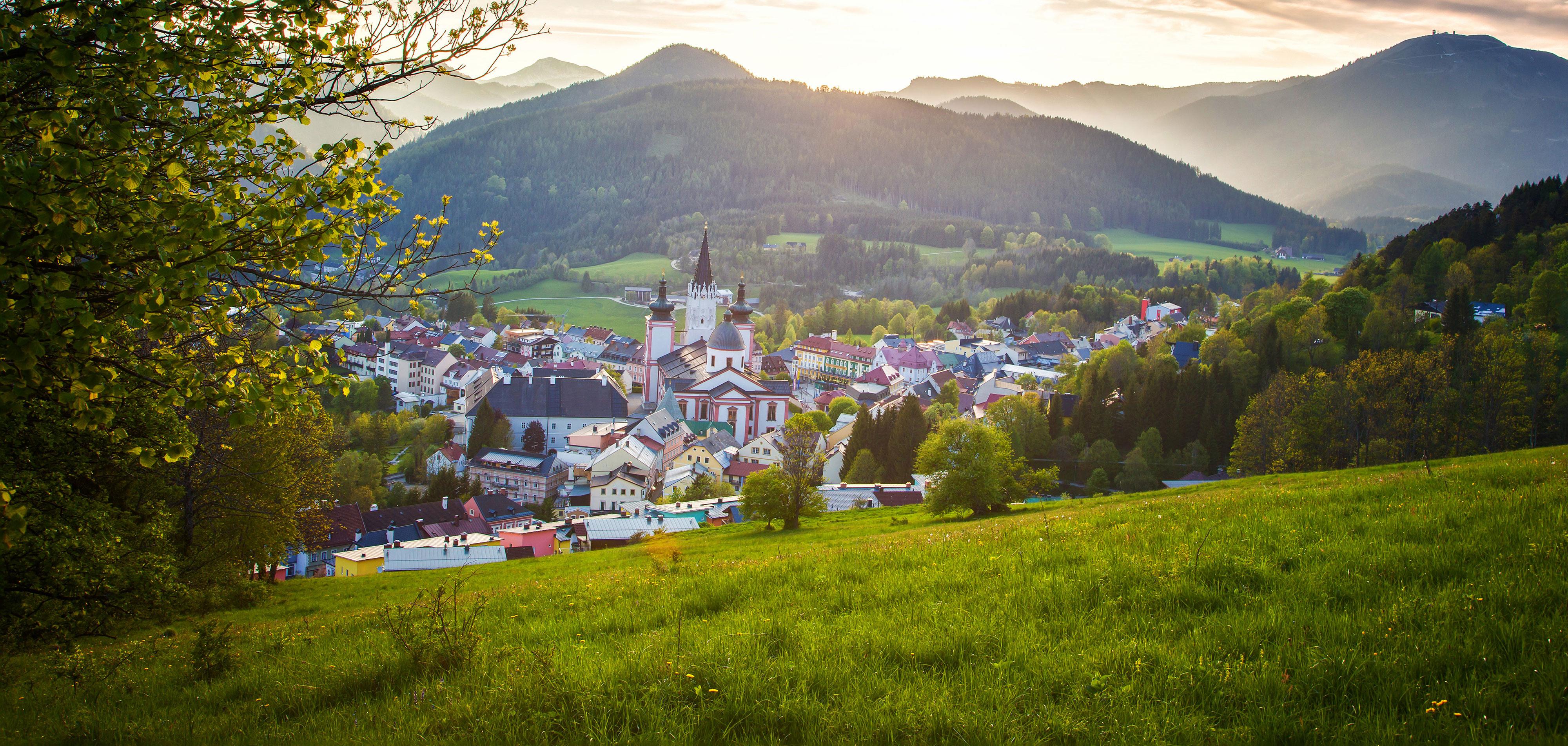 Mariazell Wanderregion für Familien