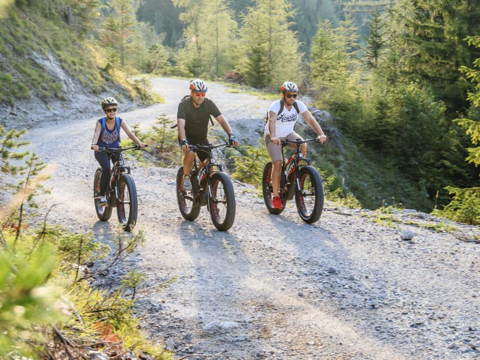 Mountainbike Mariazellerland