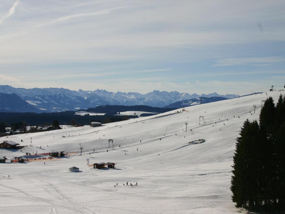Skigebiet Eschach in Bayern. JUFA Hotels bietet erholsamen Familienurlaub und einen unvergesslichen Winterurlaub.
