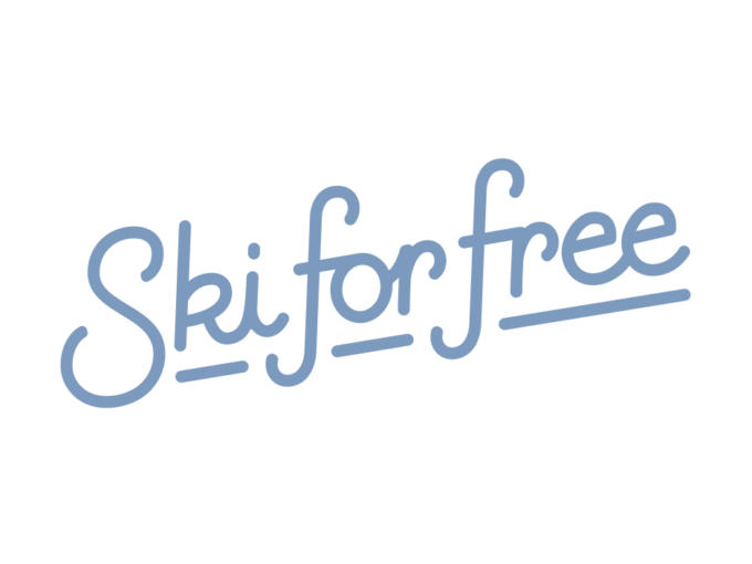 Sie sehen eine Illustration zum Thema Ski for free. Gratis Skifahren. JUFA Hotels bietet erholsamen Familienurlaub und einen unvergesslichen Winterurlaub.