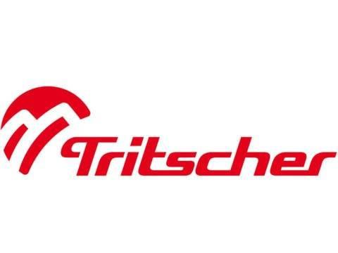 Sie sehen das Logo von Tritscher Radverleih.  Erleben Sie tolle Ausflugsziele mit Tritscher Radverleih und JUFA Hotels. Der Ort für kinderfreundlichen und erlebnisreichen Urlaub für die ganze Familie.