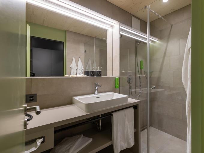 Badezimmer Savognin