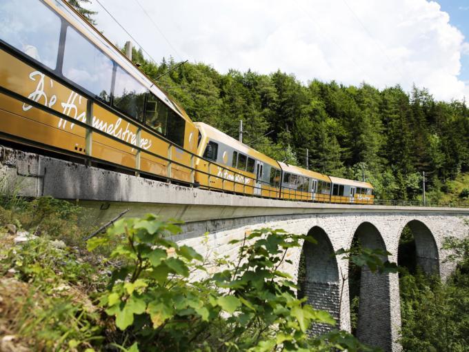 Mariazellerbahn, Sommer, Himmelstreppe, außen, Natur